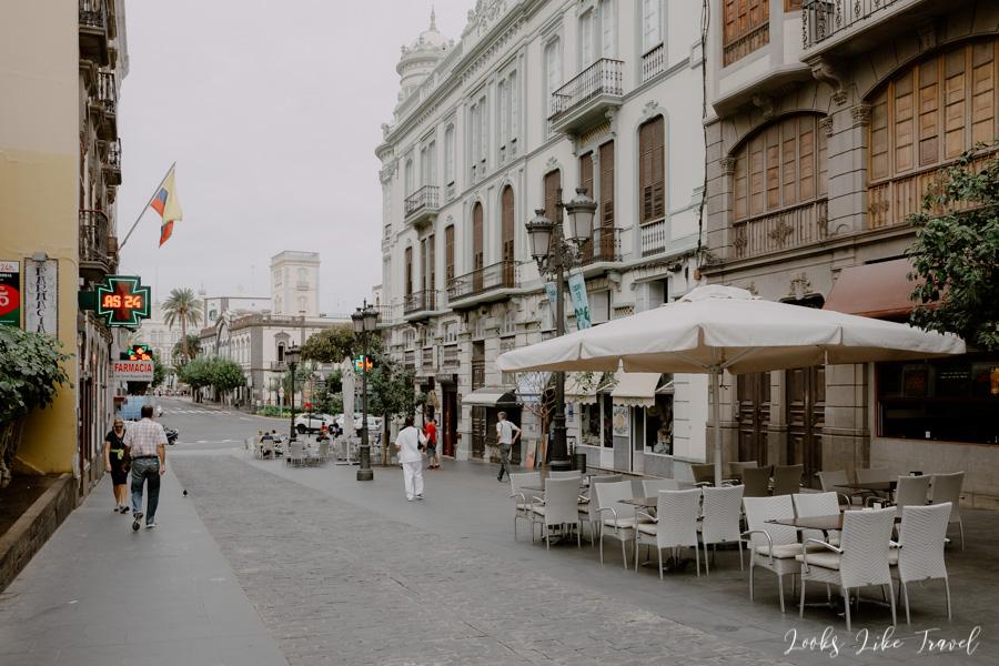 Las Palmas, Saint Anne's Square