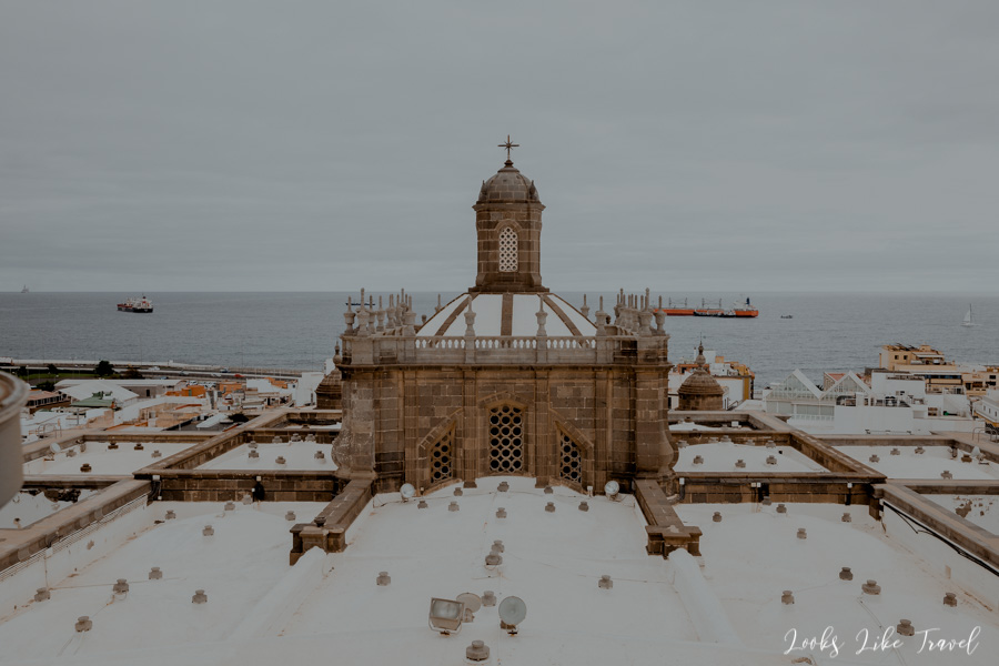 cathedral in Las Palmas