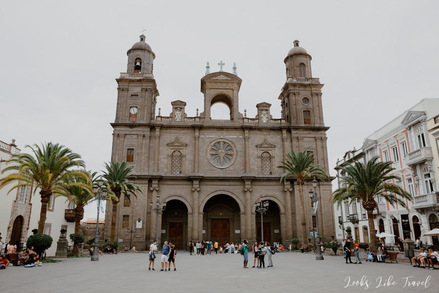 De Las Palmas cathedral