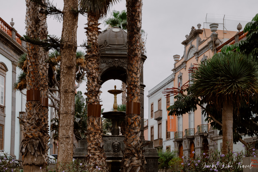 interesting sights of the capital of Gran Canaria