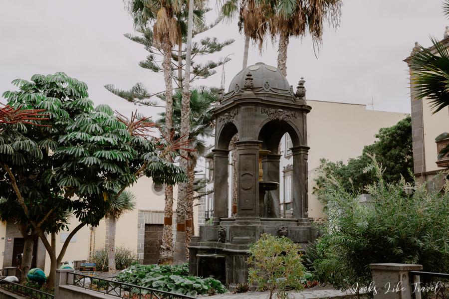 visiting Las Palmas de Gran Canaria