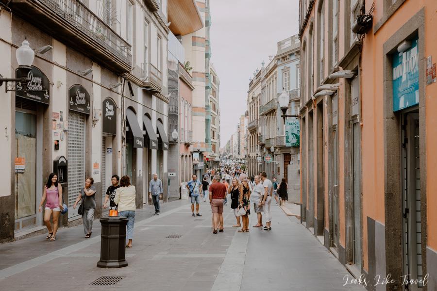 Las Palmas, Triana