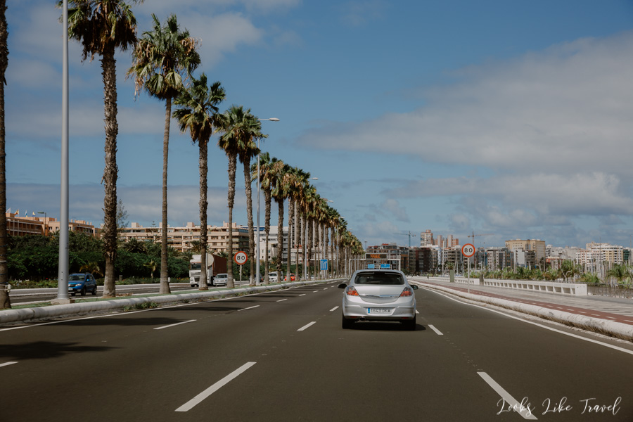 Gran Canaria the largest city