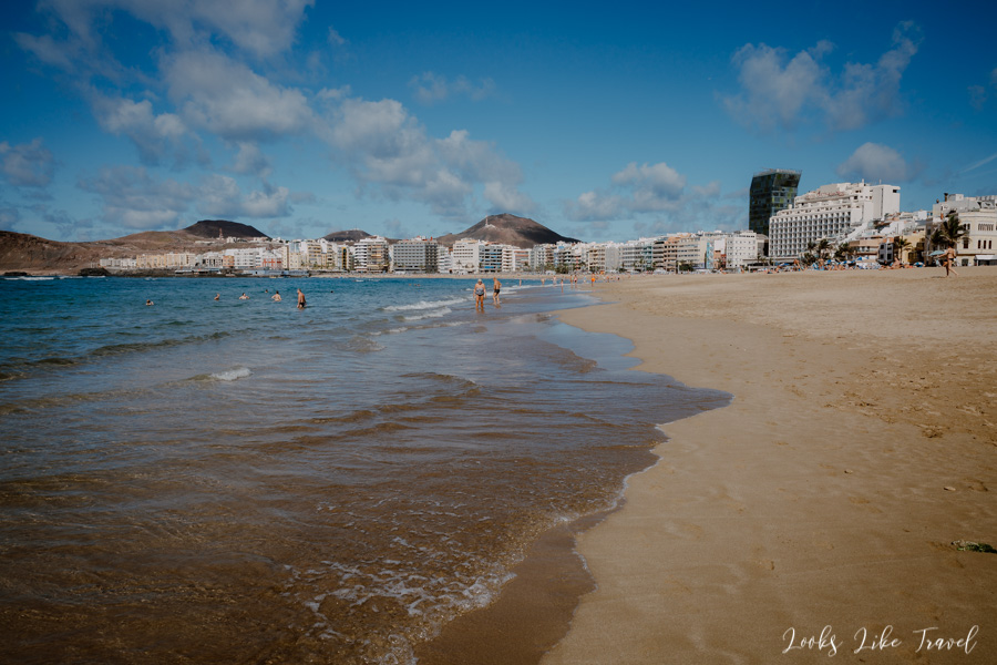 the most beautiful beaches in Gran Canaria