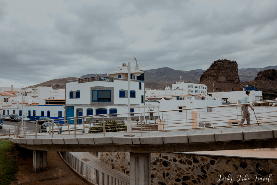 coastal towns of Gran Canaria