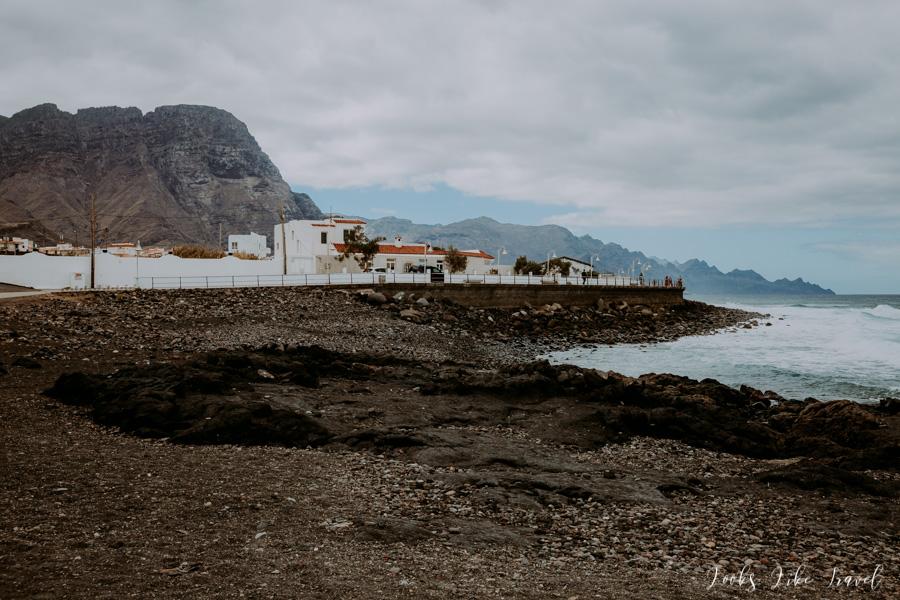 parorama Puerto de Las Nieves