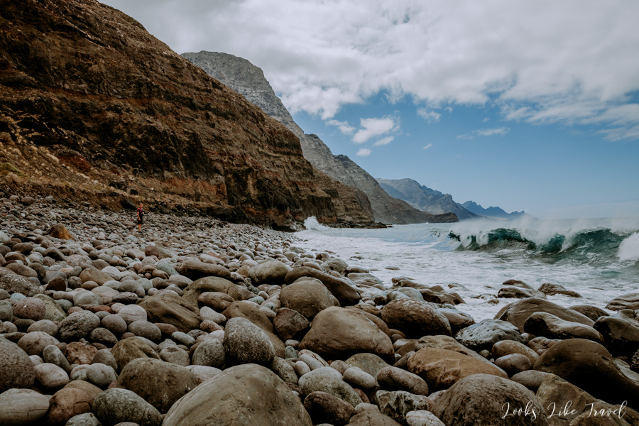 the most beautiful beach in Gran Canaria