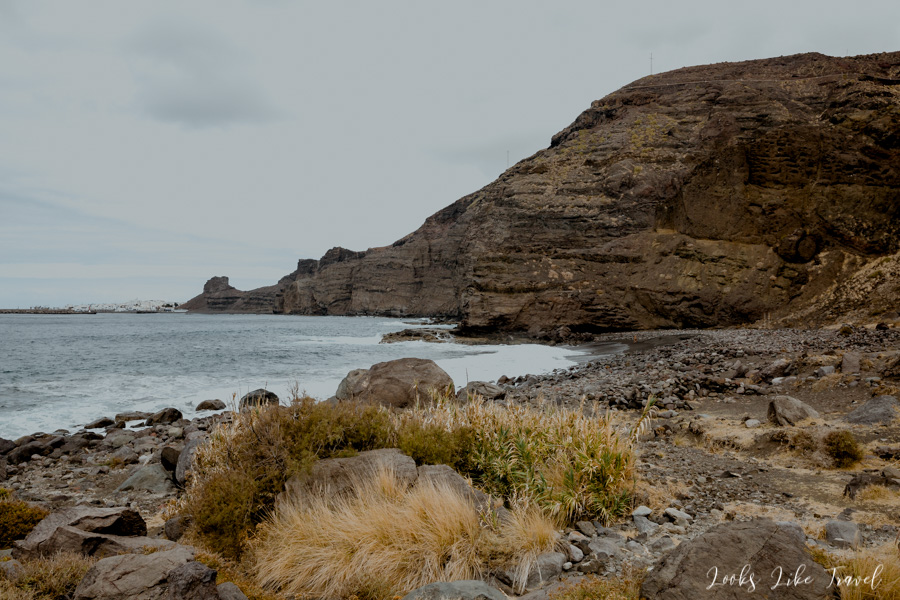 nudist beach, Gran Canaria