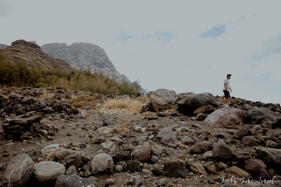 trekking na Gran Canarii