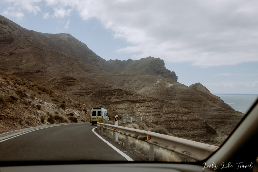 serpentines, Gran Canaria