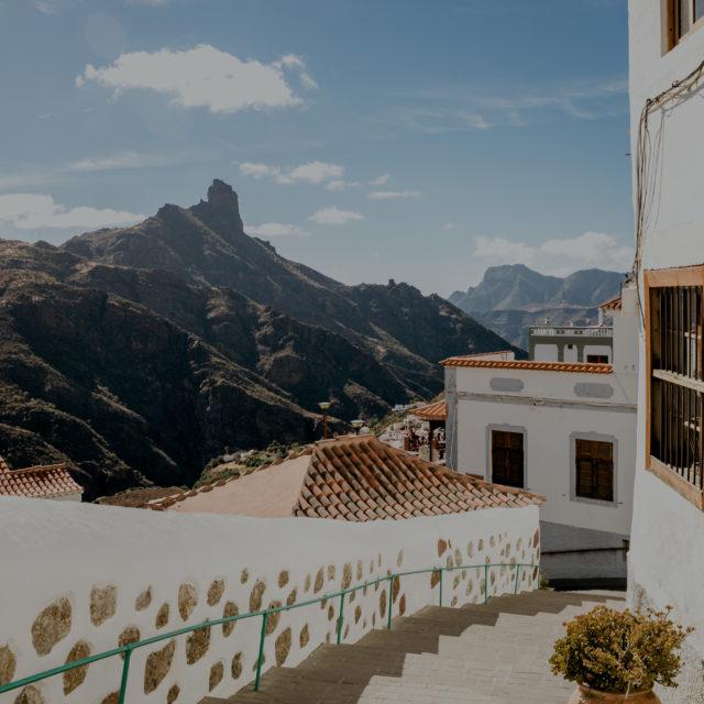 Gran Canaria, cz.1- Barranco de Guayadeque, Pico de las Nieves, Roque Nublo, Roque Bentayga, Tejeda