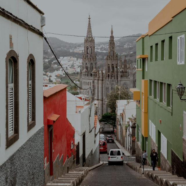 Gran Canaria, cz.3- Arucas, Firgas, Teror, Santa Brigida