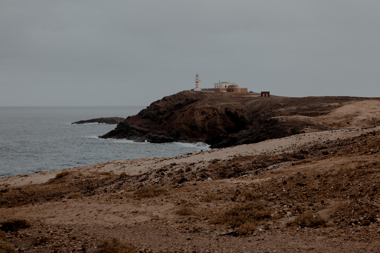 Gran Canaria, cz.7- Arinaga, Playa del Cabrón