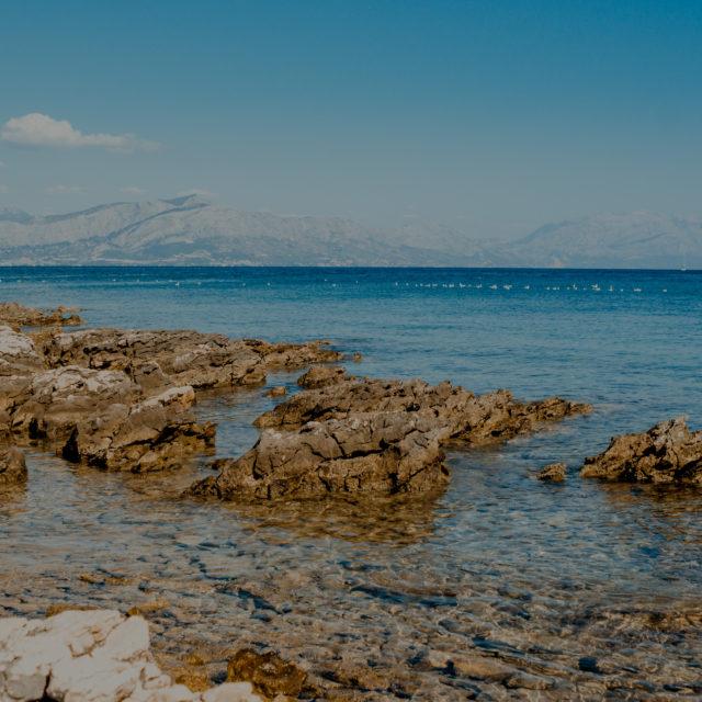 Croatia, Brač island, day 1- Supetar