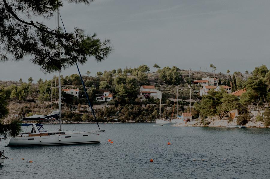 the most interesting towns, Brač island