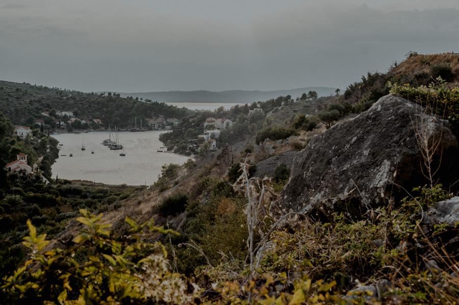 Bobovišća na moru, lookout point