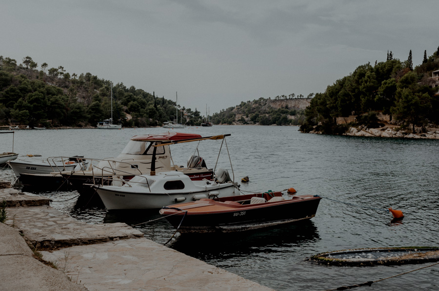 Greek landscapes in Croatia