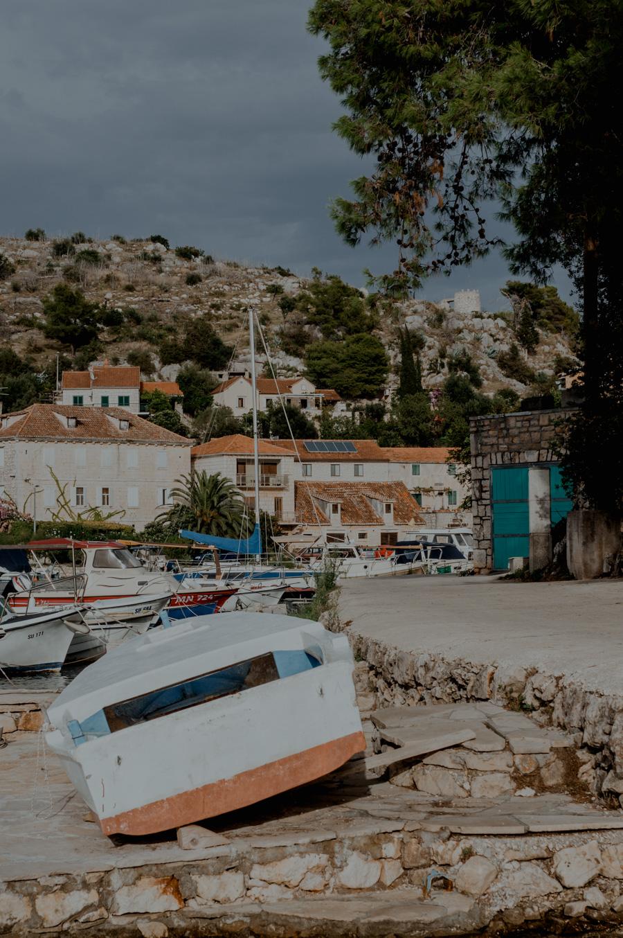 klimatyczne miasteczka w Chorwacji