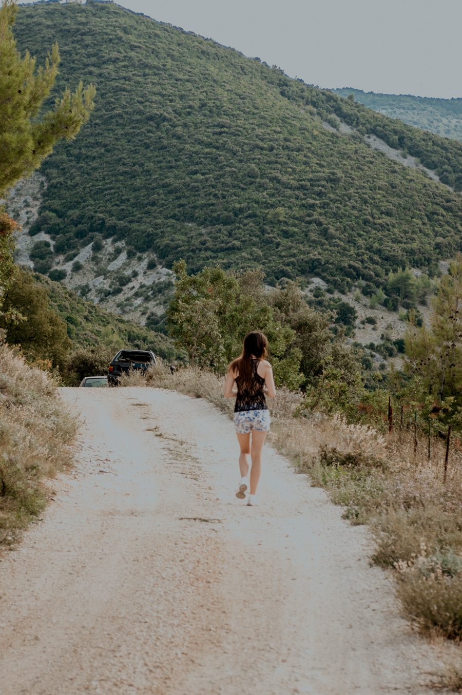 walk in Croatia
