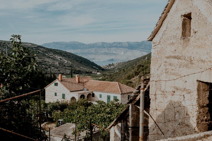 Dol, Chorwacja
