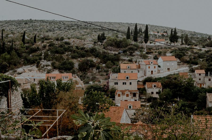 city panorama, Ložišća