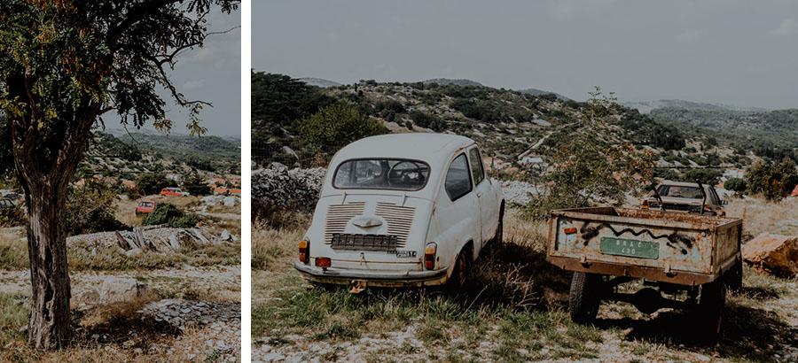 Nerežišća, wieś w Chorwacji