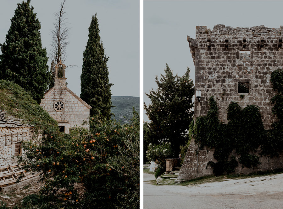 the most interesting monuments of Brač