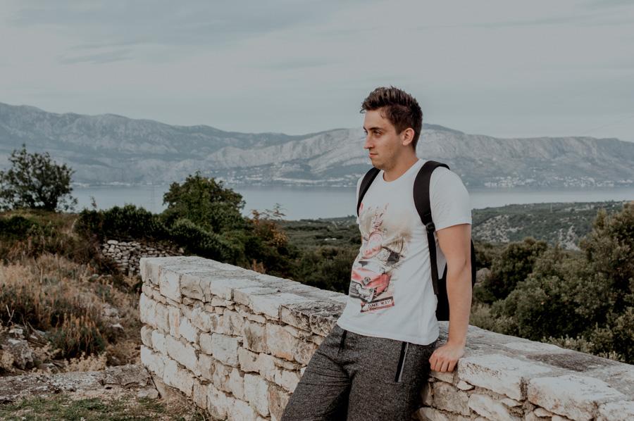 zdjęcia z podróży, Škrip, Brač