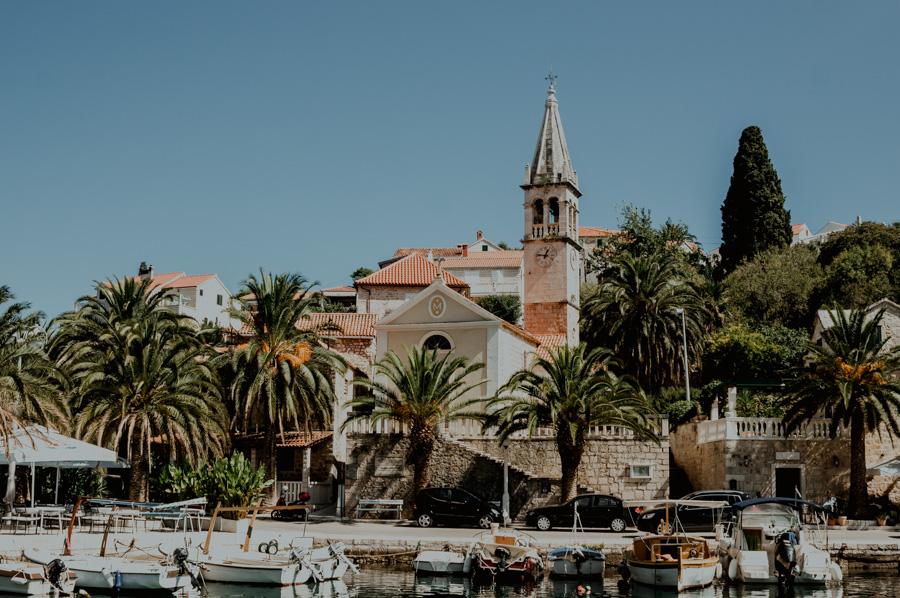 kościół w Splitska