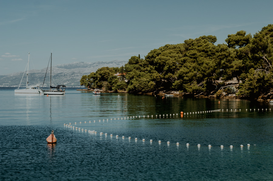 the most beautiful bays on the island of Brač