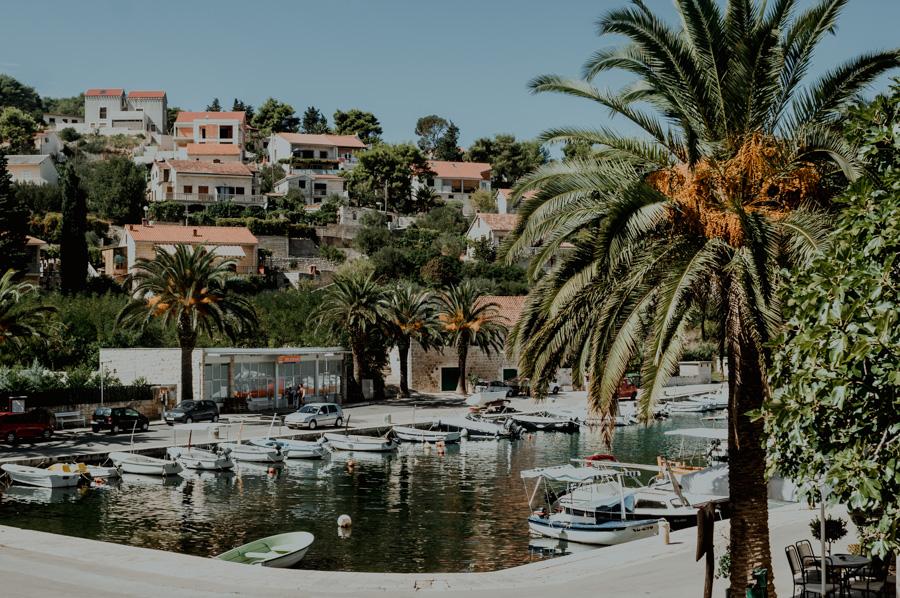 port Splitska, Chorwacja