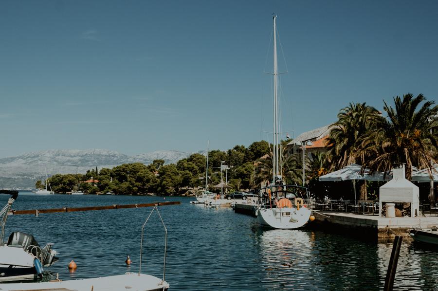 Splitska, Chorwacja