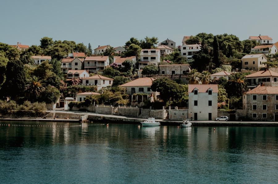 mieszkania nad morzem w Splitska