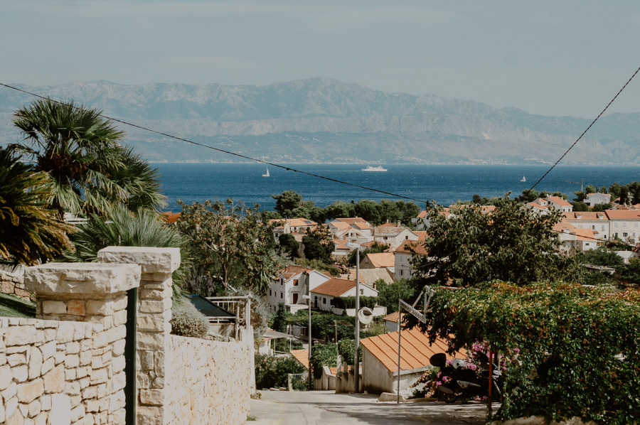 Croatian landscape, Brač island