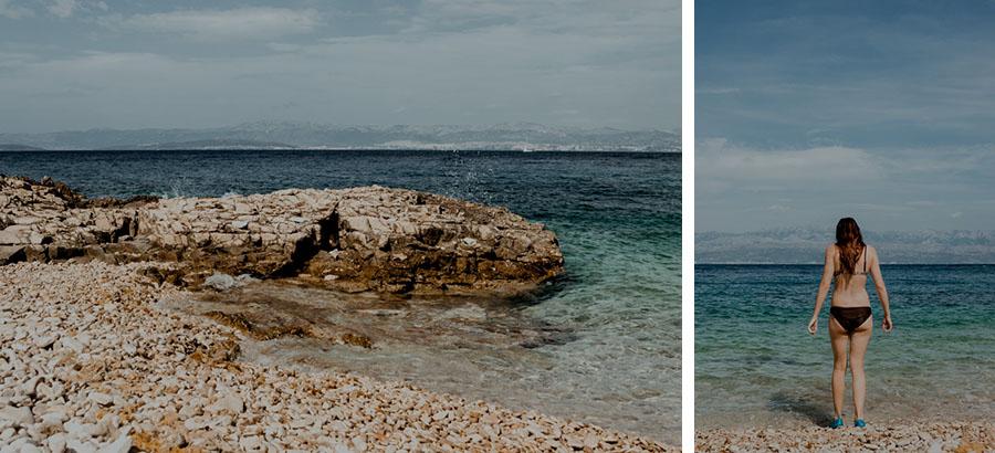 Chorwacja, najładniejsze zatoki i plaże