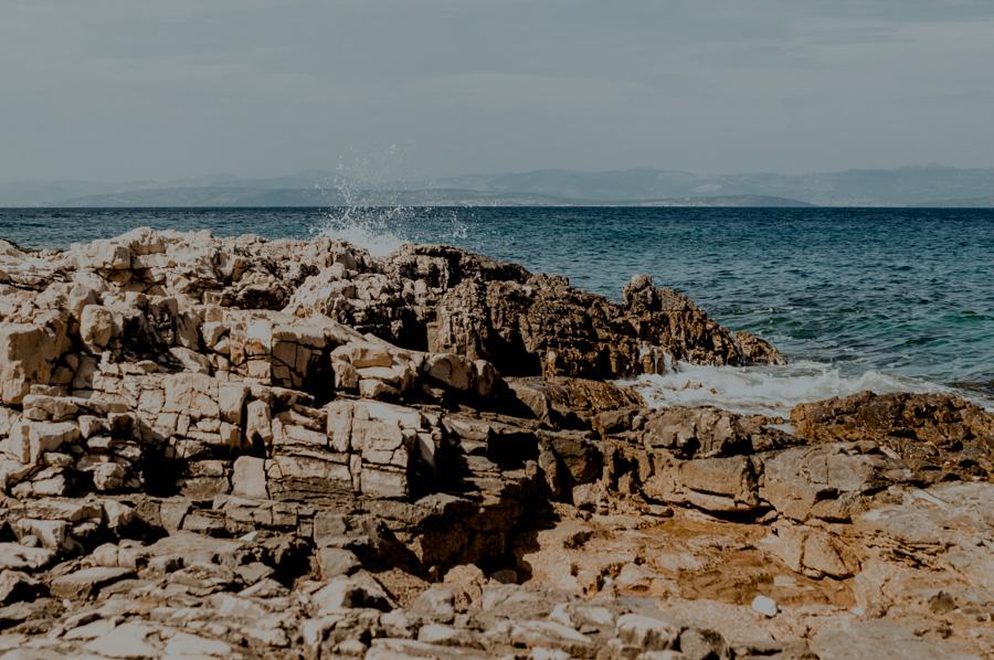 places to rest, Brač island