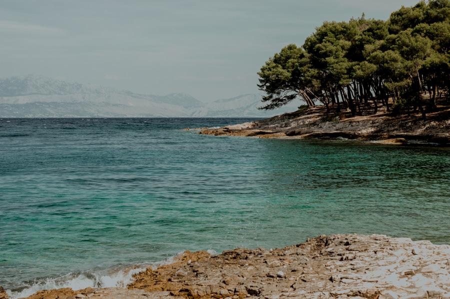 the most beautiful bays in Croatia