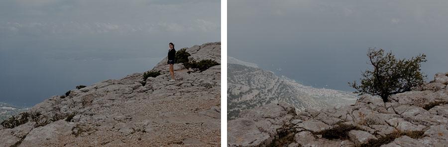 górskie krajobrazy, Brač