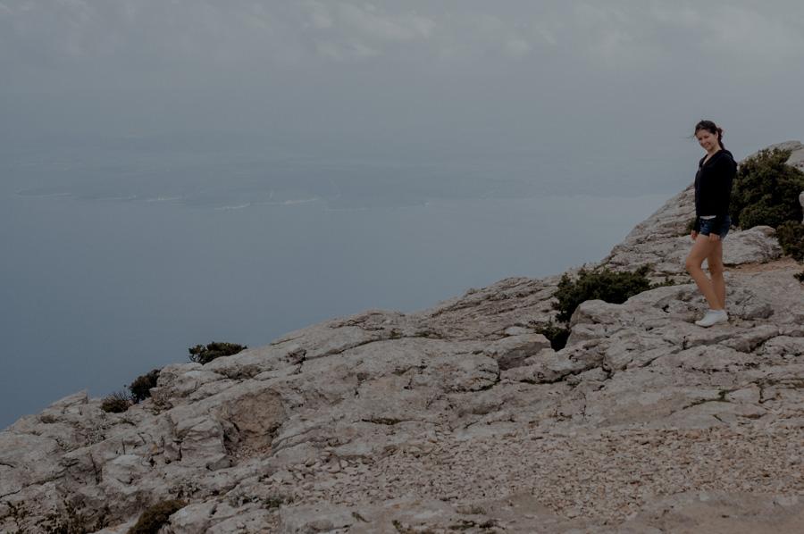 Vidova Gora- a peak in Croatia