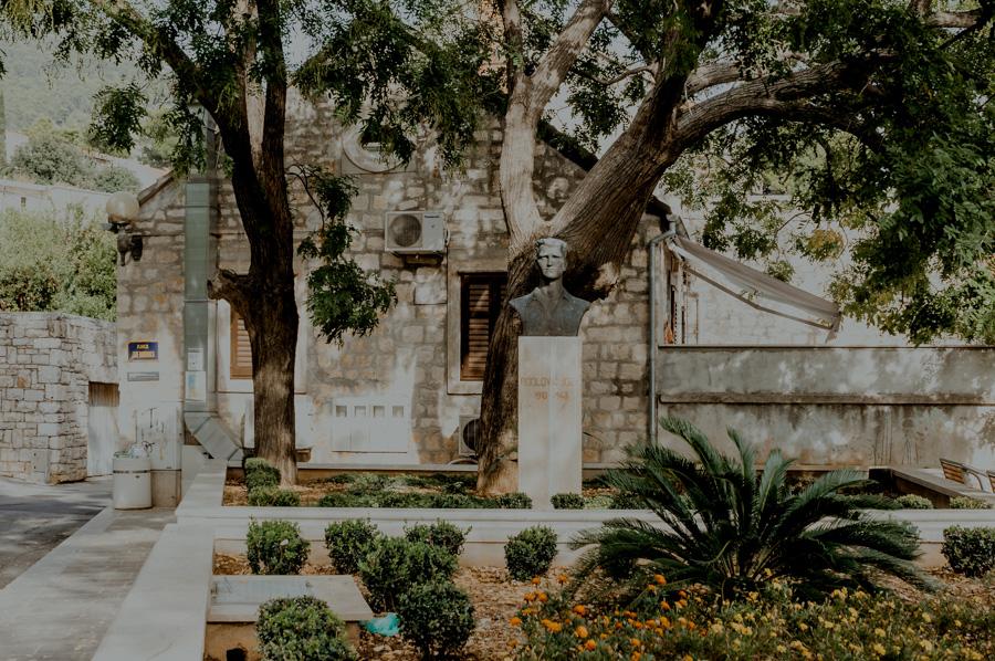 monument, Bol, Croatia