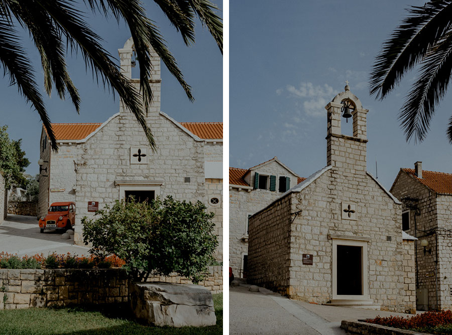 Church in Bol- interesting monuments