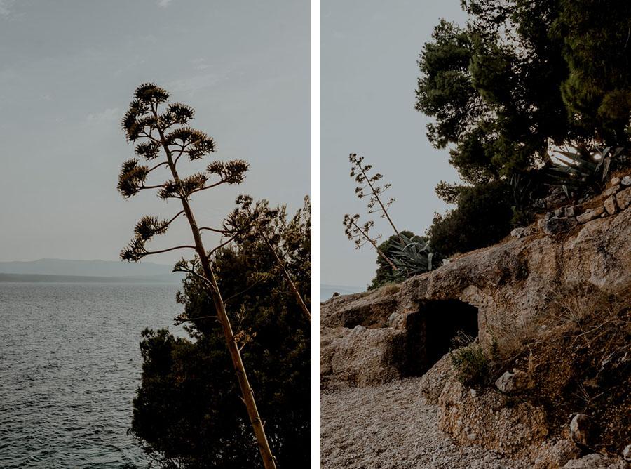 Murvica, plaże