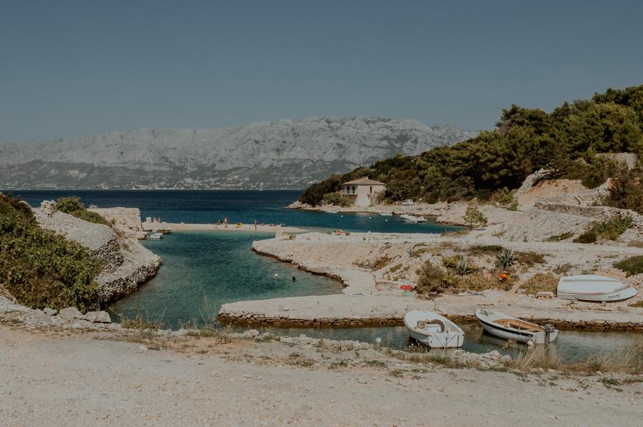 najlepsze plaże Chorwacja