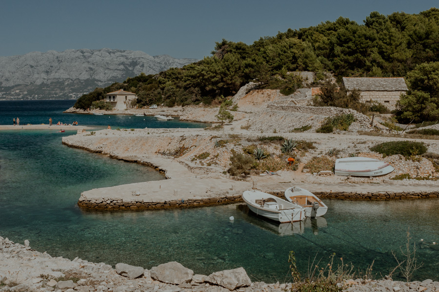 little known beaches and bays, Croatia