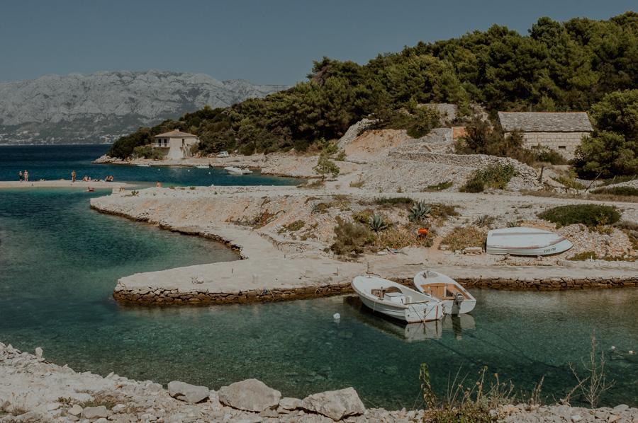mało znane plaże i zatoki, Chorwacja