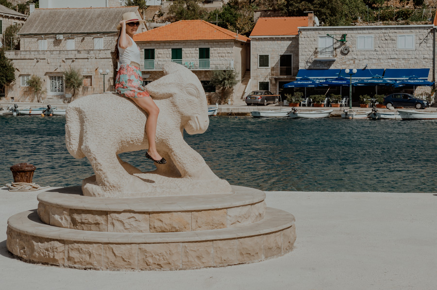 zdjęcia z wakacji, wyspa Brač