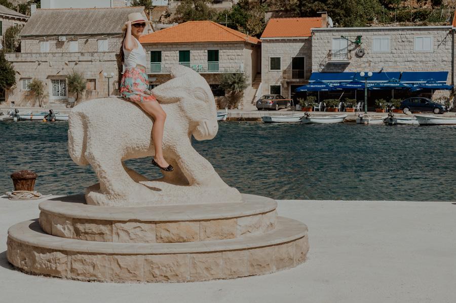 vacation photos, Brač island