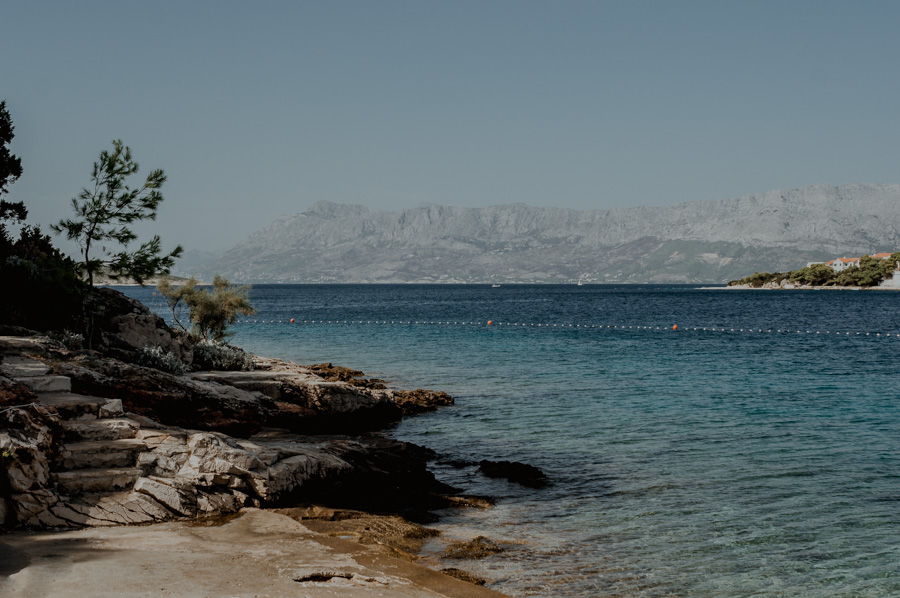 the most interesting outlets of the island of Brač