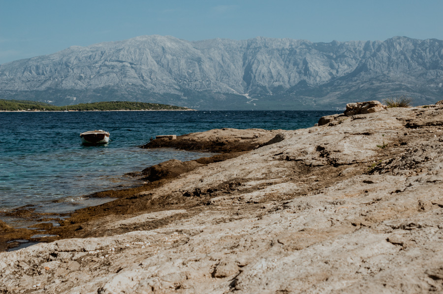 Makarska Biokovo mountains
