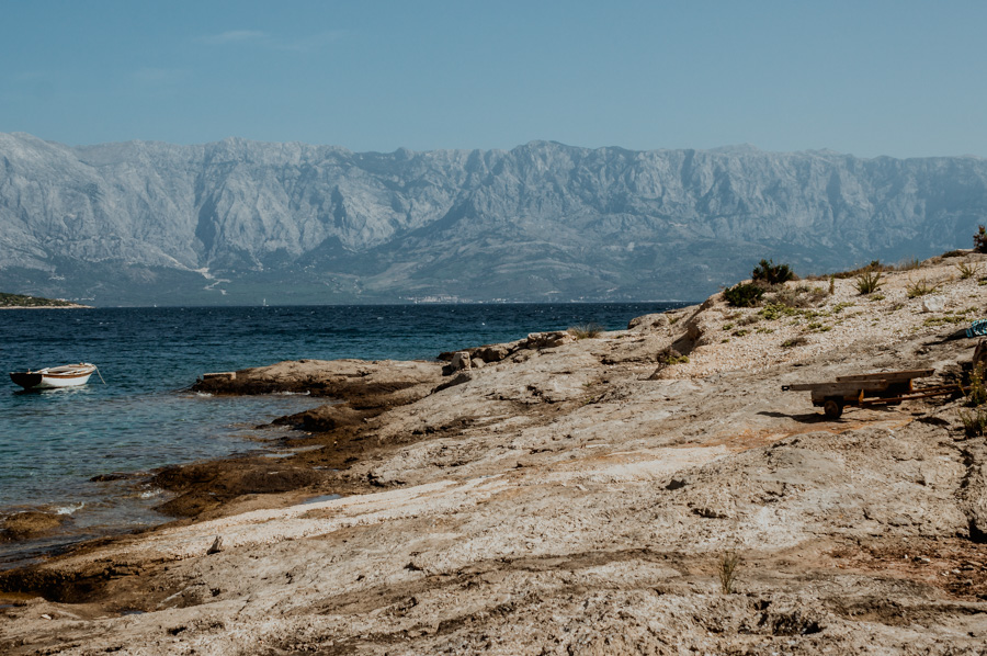 landscapes in Croatia